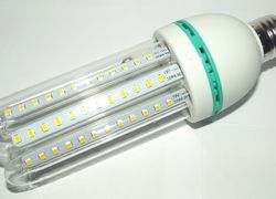 luminaria led tubular