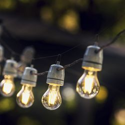 venda de lâmpadas e luminárias