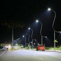 Projeto iluminação via pública em LED