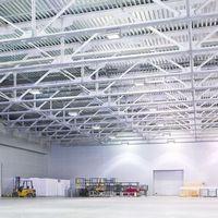 Eficiência Energética Iluminação Industrial