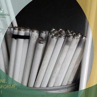 Empresas de descontaminação de lâmpadas fluorescentes