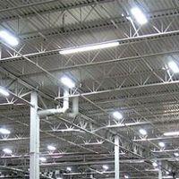 Iluminação LED para indústria preço