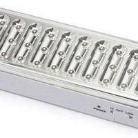 Instalação de sistema de iluminação de emergência