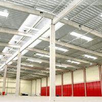 Projeto de iluminação industrial em LED